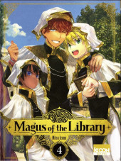 Magus of the Library -4- Tome 4