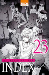 A Certain Magical Index -23- Tome 23
