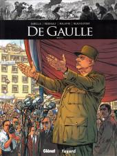 Ils ont fait l'Histoire -35- De Gaulle - Tome 3/3