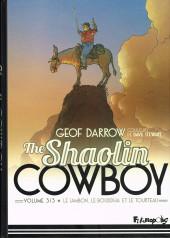 The shaolin Cowboy (Futuropolis) -INT3- Le jambon, le bouddha et le tourteau
