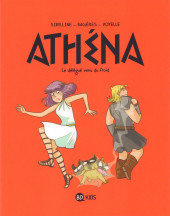 Athéna (Sibylline/Bagères/Voyelle) -3- Le délégué venu du froid