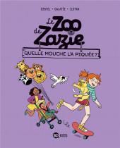 Le zoo de Zazie -2- Quelle mouche l'a piquée ?