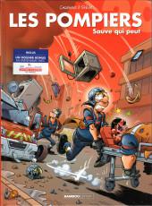 Les pompiers -20- Sauve qui peut