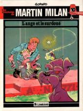 Martin Milan (2e Série) -10- L'ange et le surdoué