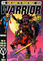Warrior (Quality comics - 1982) -14- Issue # 14