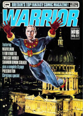 Warrior (Quality comics - 1982) -16- Issue # 16