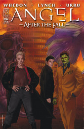 Angel: After the Fall (2007) -6- Spike