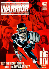 Warrior (Quality comics - 1982) -20- Issue # 20