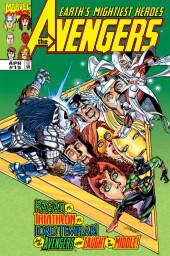 Avengers Vol.3 (Marvel comics - 1998) -15- The Three-Fold Path