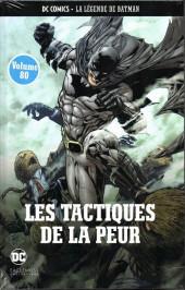 DC Comics - La légende de Batman -8059- Les tactiques de la peur