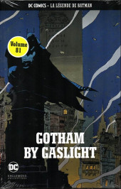 DC Comics - La légende de Batman -8181- Gotham by gaslight
