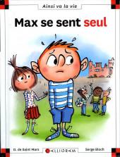 Ainsi va la vie (Bloch) -123- Max se sent seul