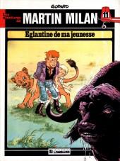 Martin Milan (2e Série) -11- Eglantine de ma jeunesse