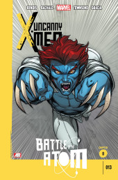 Uncanny X-Men (2013) -13- BATTLE OF THE ATOM, PART 8