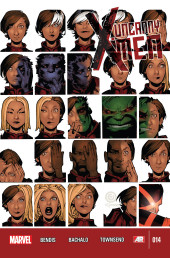 Uncanny X-Men (2013) -14- BATTLE OF THE ATOM aftermath