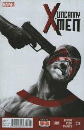 Uncanny X-Men (2013) -18- Gunpoint