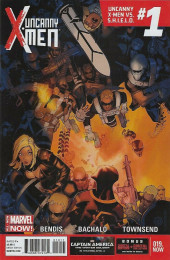 Uncanny X-Men (2013) -19- Next stage in humankind
