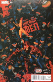 Uncanny X-Men (2013) -26- Most wanted!