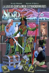 La ligue des Gentlemen Extraordinaires -INT4- Nemo - L'intégrale
