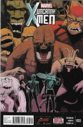 Uncanny X-Men (2013) -33- Uncharted territory