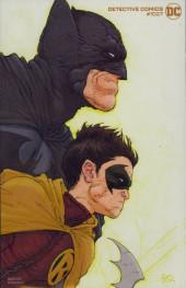 Detective Comics (1937), Période Rebirth (2016) -1027- 1000th anniversary Batman