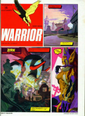 Warrior (Quality comics - 1982) -26- Issue # 26