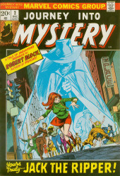 Journey into Mystery Vol. 2 (Marvel - 1972) -2- Yours Truly... Jack the Ripper!