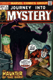 Journey into Mystery Vol. 2 (Marvel - 1972) -4- The Haunter of the Dark!
