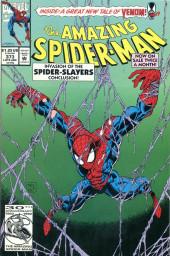 The amazing Spider-Man Vol.1 (Marvel comics - 1963) -373- The Bedlam Perspective