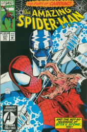 The amazing Spider-Man Vol.1 (Marvel comics - 1963) -377- Dust to Dust