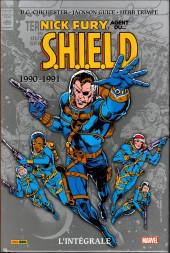 Nick Fury, agent du S.H.I.E.L.D. (L'intégrale) -6- 1990-1991