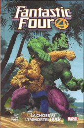Fantastic Four (100% Marvel - 2019) -4- La Chose Vs l'immortel Hulk