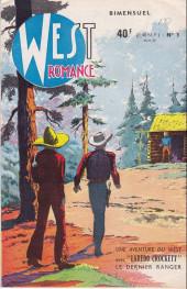West Romance (S.E.R) -3- Laredo crockett : l'attaque du train