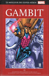 Marvel Comics : Le meilleur des Super-Héros - La collection (Hachette) -121- Gambit