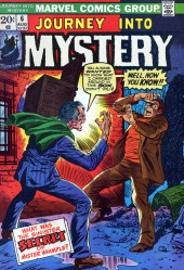 Journey into Mystery Vol. 2 (Marvel - 1972) -6- What Was the Sinister Secret of Mister Whimple?