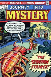 Journey into Mystery Vol. 2 (Marvel - 1972) -7- The Scorpion Strikes!
