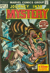 Journey into Mystery Vol. 2 (Marvel - 1972) -8- Out of the Night!