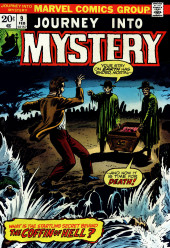 Journey into Mystery Vol. 2 (Marvel - 1972) -9- The Coffin of Hell