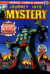 Journey into Mystery Vol. 2 (Marvel - 1972) -10- Issue # 10