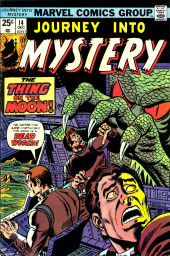 Journey into Mystery Vol. 2 (Marvel - 1972) -14- The Thing on the Moon!