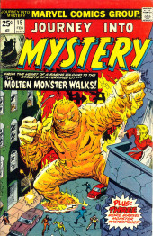 Journey into Mystery Vol. 2 (Marvel - 1972) -15- The Molten Monster Walks!