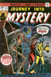 Journey into Mystery Vol. 2 (Marvel - 1972) -16- Death Lurks Within This Mummy Case!
