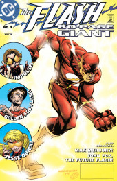 Flash 80-pages Giant (DC Comics - 1998) -1- The Speed of Life