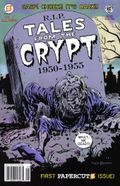 Tales from the Crypt Vol. 2 (Papercutz - 2007) -1- Issue # 1