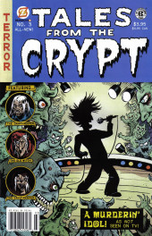 Tales from the Crypt Vol. 2 (Papercutz - 2007) -3- A Murderin' Idol!