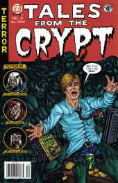 Tales from the Crypt Vol. 2 (Papercutz - 2007) -4- Issue # 4