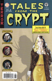 Tales from the Crypt Vol. 2 (Papercutz - 2007) -8A- Issue # 8
