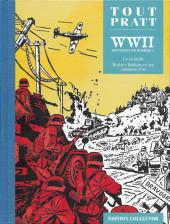 Tout Pratt (collection Altaya) -43- WW II - Histoires de guerre 1