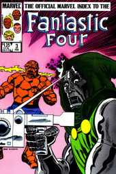 Official Marvel Index to the Fantastic Four (The) (Marvel comics - 1985) -3- Issue # 3