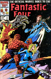 Official Marvel Index to the Fantastic Four (The) (Marvel comics - 1985) -6- Issue # 6